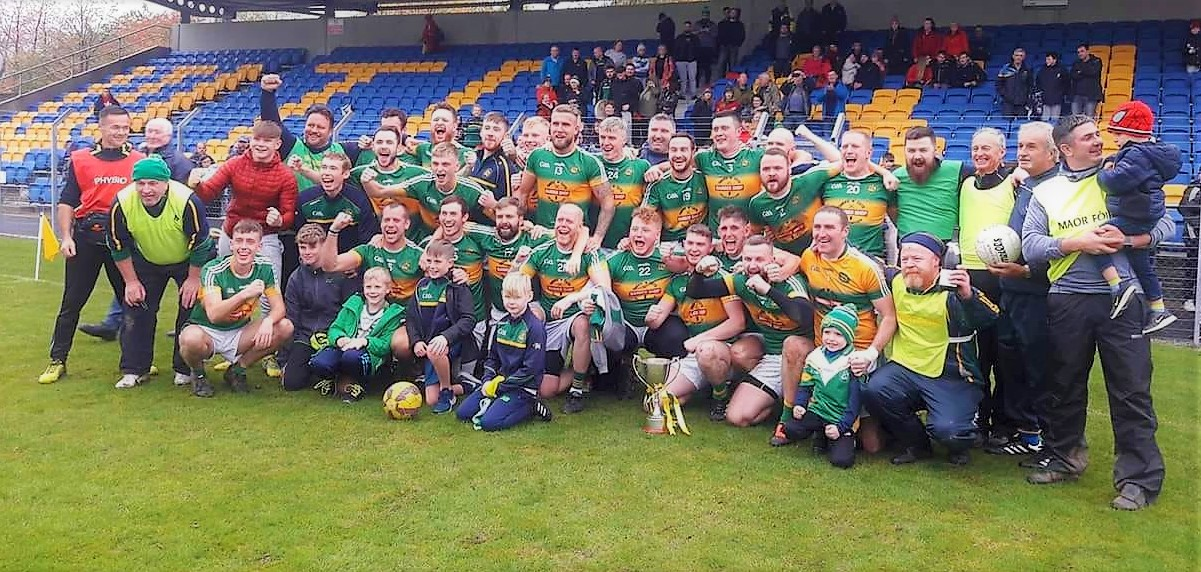 Championship Glory for Kilcoole and Eire Óg in Thrilling Finals.