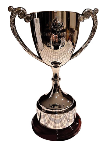 Peter Keogh Memorial Cup the prize on offer Sunday.