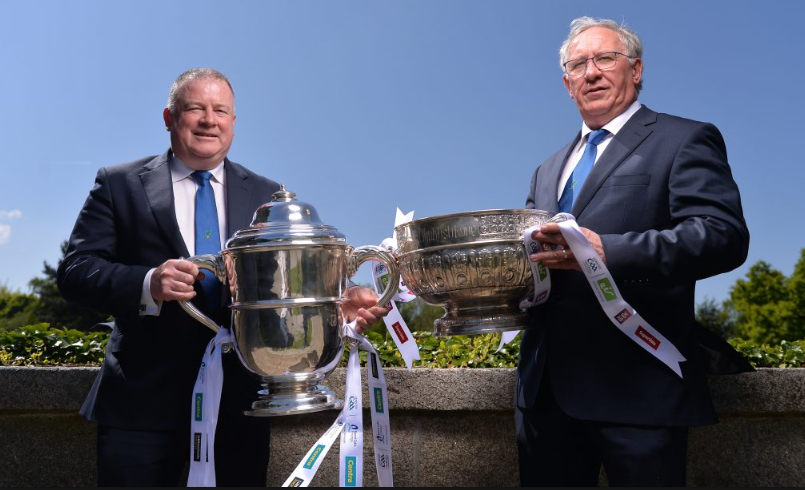 Details announced for 2019 Leinster championships.