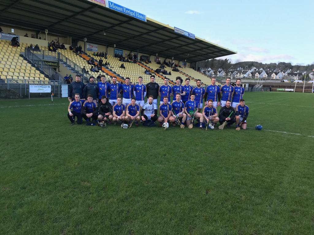 Wicklow made the trip to Donegal a successful one