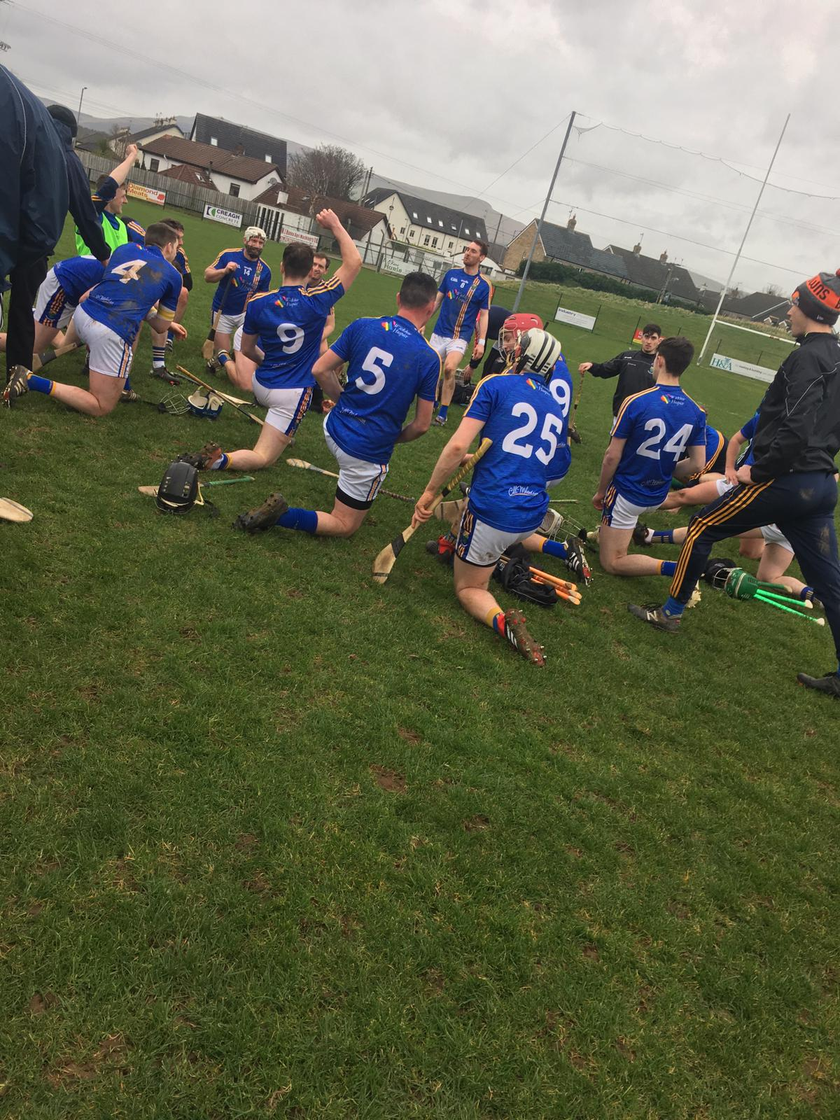 Wicklow book their place in the League Final