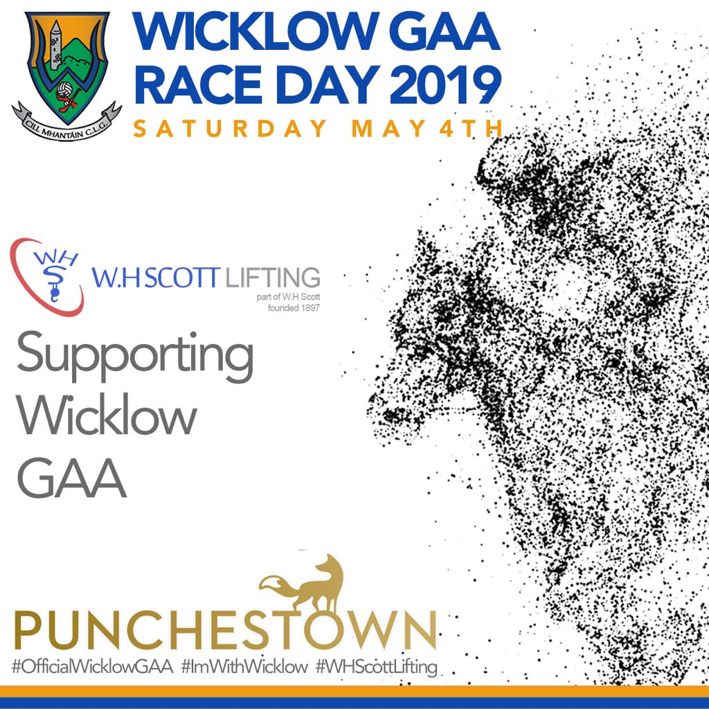 Wicklow GAA Race Day
