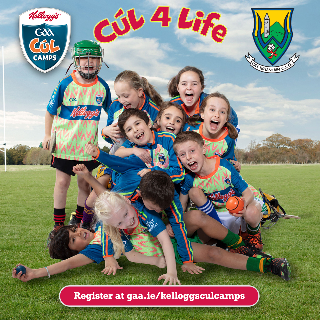 Kellogs GAA Cúl Camps