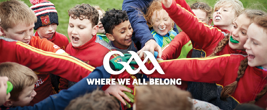 GAA Where We All Belong