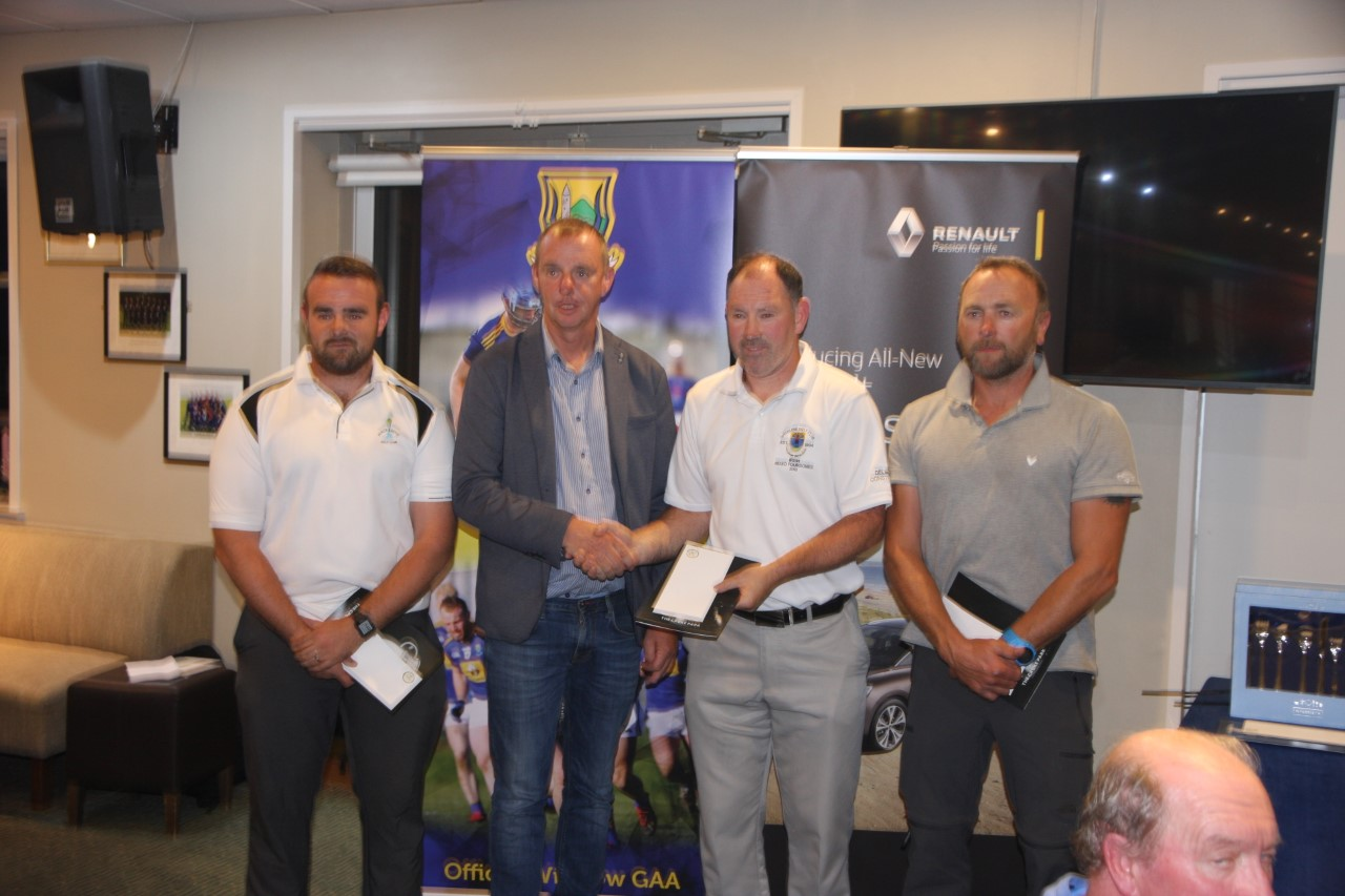Wicklow GAA Golf Day