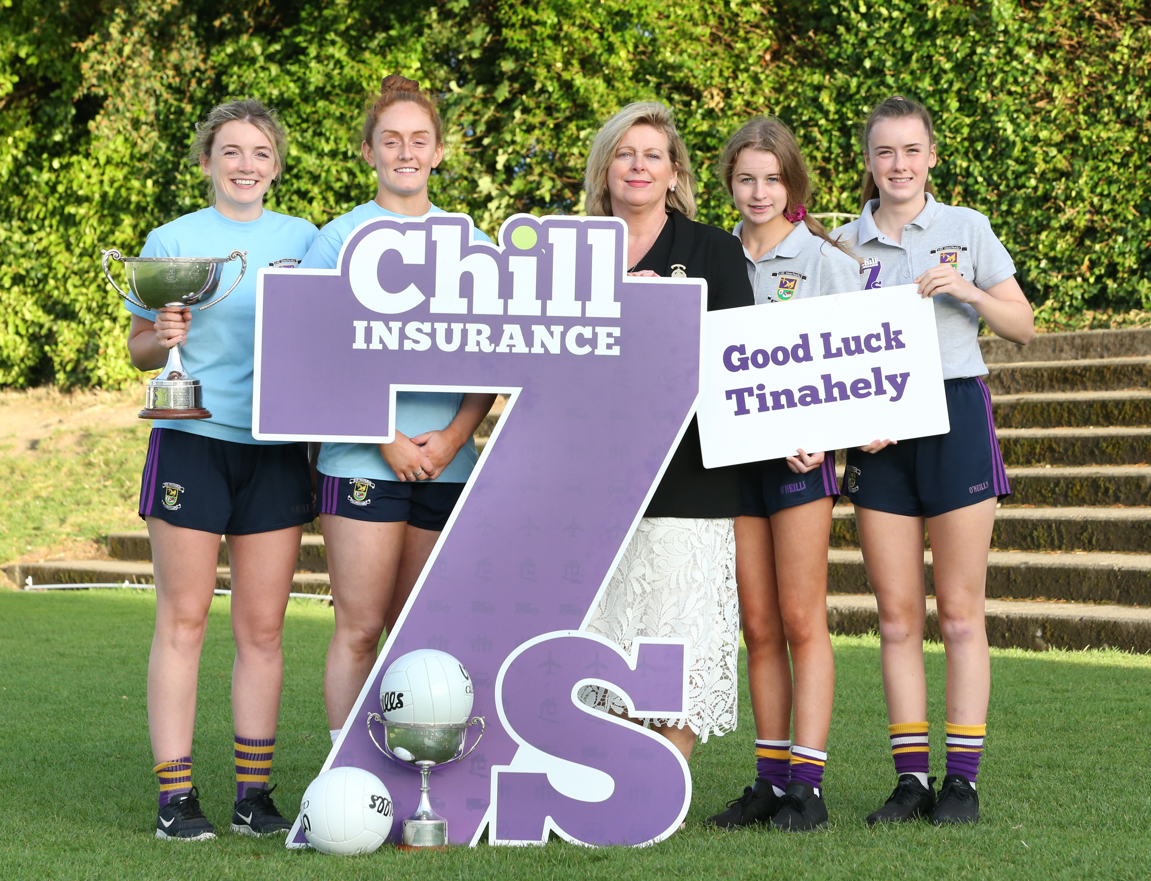 Tinahely to take part in Chill Insurance All Ireland U/14 Sevens Competition