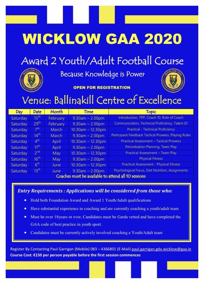 Bray & North Wicklow Youthreach - Adult Education Handbook