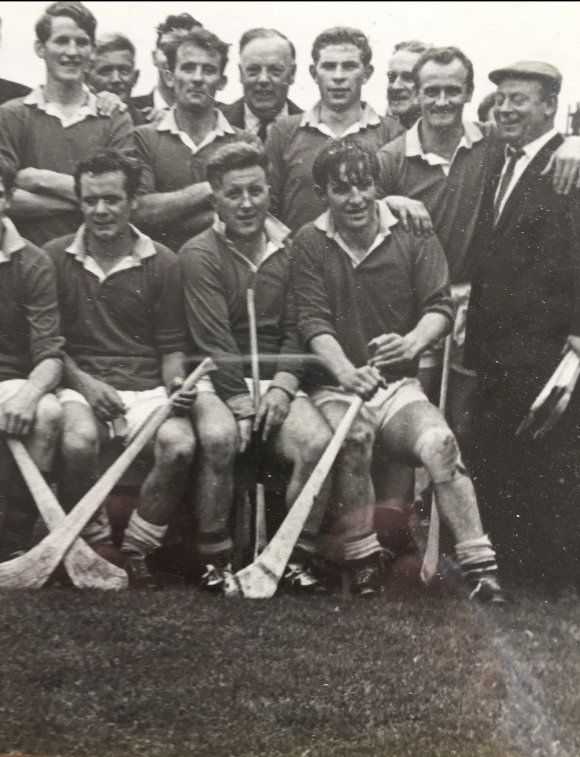 Billy Hilliard (RIP)The First of a New Generation of Hurlers in Carnew