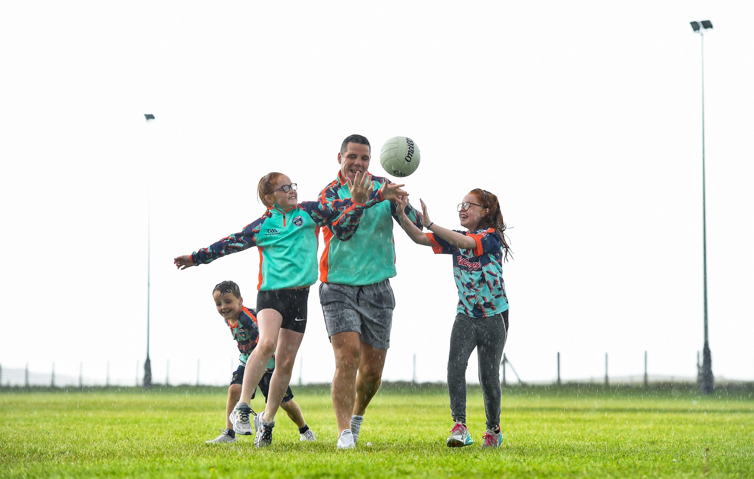 Calling all Wicklow GAA Clubs Kellogg launches nationwide competition with prizes worth €40,000 up for grabs for your local GAA club