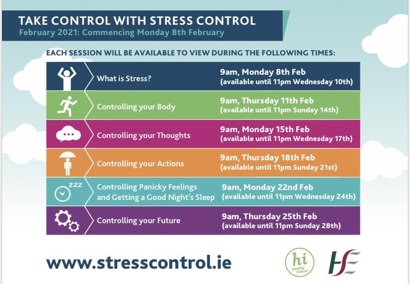 GAA Health & Wellbeing Update