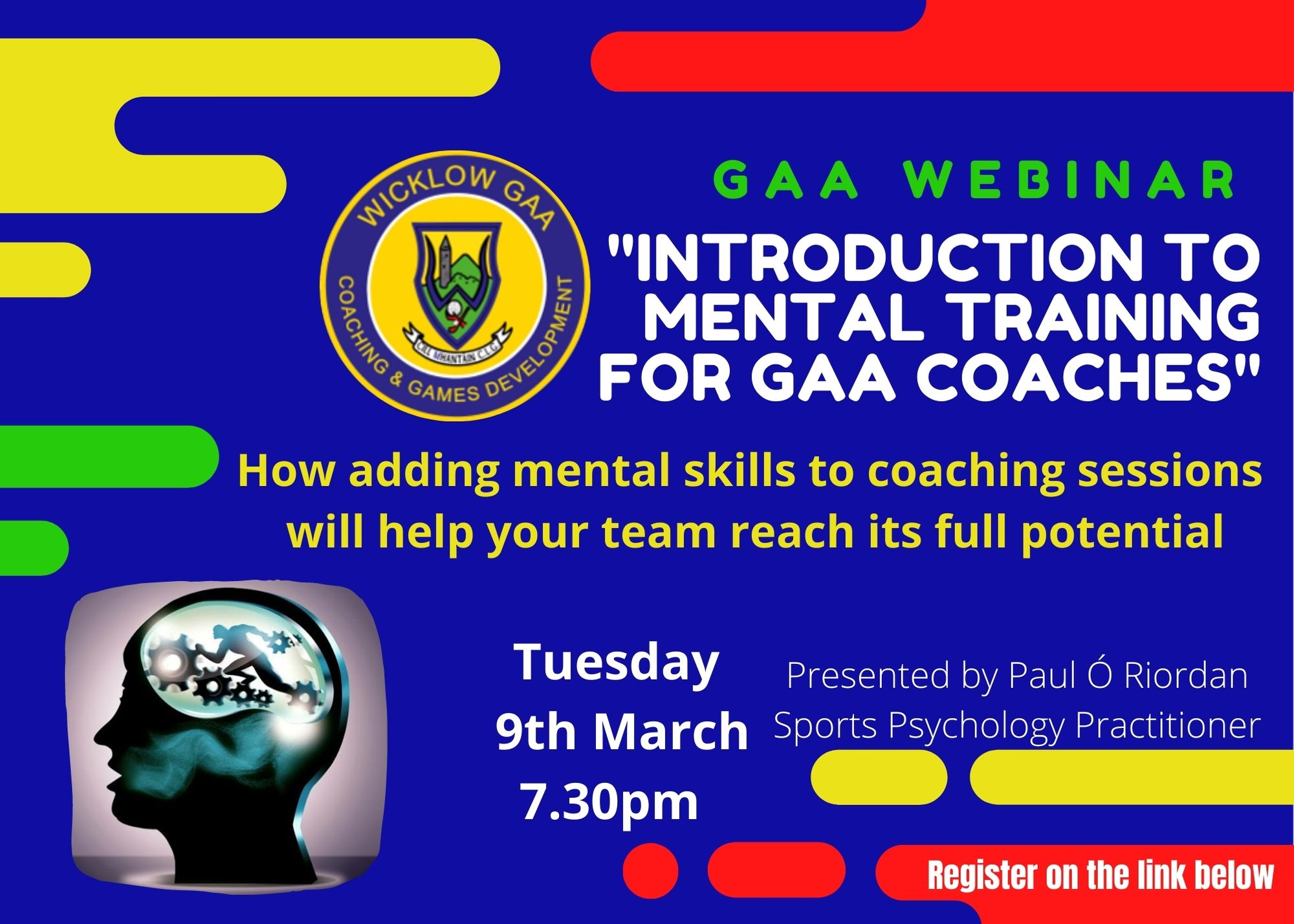 Introduction to Mental Training for GAA Coaches