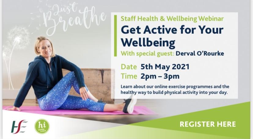 Health & Wellbeing Update